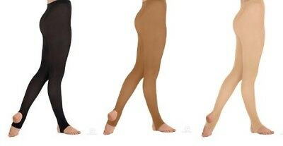 Capezio Hold & Stretch Tights Ballet Dance Skate Theater Assorted Styles