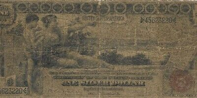 "$1 ""1896"" (Educational) ""rare Old Note!!!  $1 ""1896"" (Educational Series) Rare!!"