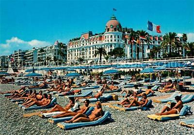 13356309 Nice_Alpes_Maritimes Hotel Negresco La Plage Blue Beach Nice_Alpes_Mari