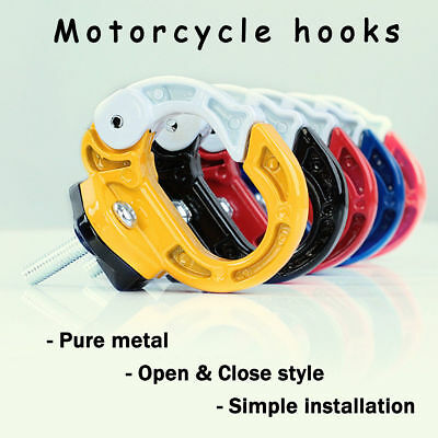 Alloy Hanging Bag Claw Motorcycle Hooks For Xiaomi Mijia M365 Electric Scooter