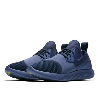 9c0a2fd54b9 Nike Men s Lunarcharge Essential Athletic Snickers Running Training Size US  10.5