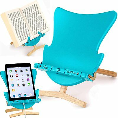 iPad, Tablet & Book Holder Accessories, Hands Free Reading Rest Stand for...