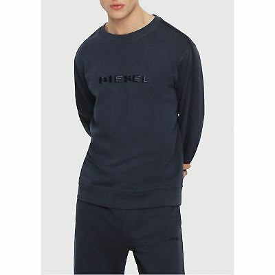 aa44428db74e Diesel - Willy - Sweat-shirt - bleu foncé