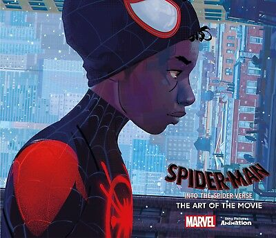 Spider-Man: Into the Spider-Verse -The Art of the Movie Ramin ZaheHardcover,2018