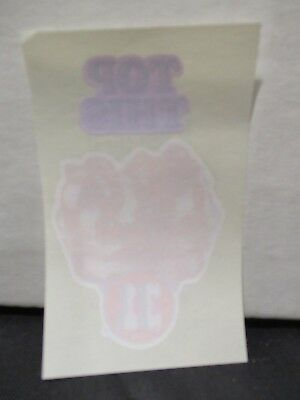 LOT of 16 Baskin Robbins iron on ice cream stickers/patches.