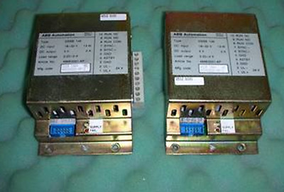 1PC Used ABB DSSB146 /DSSB-146/(48980001-AP/2) /48980001-AP Tested #RS8