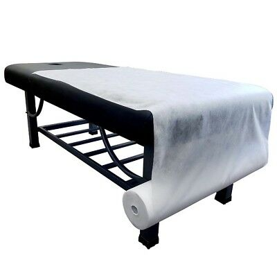 221 & 5PC DISPOSABLE WATERPROOF Fitted Sheet Massage Table Beauty ...