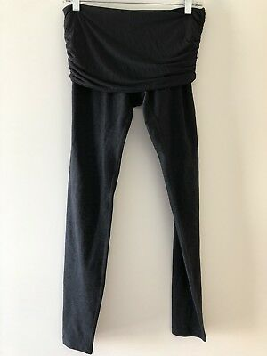 994fb6185072e BEYOND YOGA SPACEDYE Long Leggings in Port Medium Rise XS/S Revolve ...