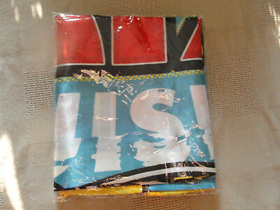 Kiss Kruise Viii Sealed Official 2'x3' Banner/flag New In Package