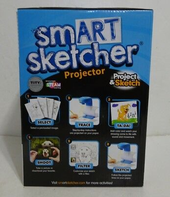 smART Sketcher Projector Kit New In Hand - minor box damage
