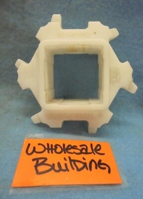 """Intralox Conveyor Chain Sprocket, 4.0"""" Pd, 1.5"""" Sq Bore, 6 Tooth, 2"""" Pitch"""