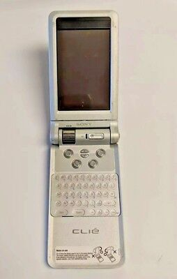 Sony Clie Peg-NX70V/U Personal Entertainment Organizer Palm UNTESTED AS-IS
