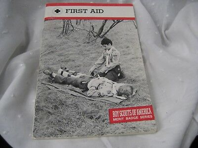 BSA Swimming Merit Badge Book