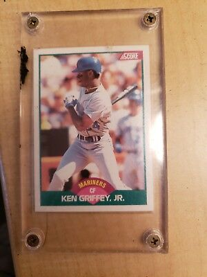 4031b4f72d 1989 1990 1991 Score Rookie & Traded 110 Card Factory Sets Ken ...