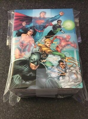 2012 Cryptozoic DC New 52 Complete Base Set of 62 cards