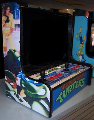 BarTop Jamma Cabinet Multiple Game Arcade! TNMT, Simpsons, X-Men, Mario, Neo Geo