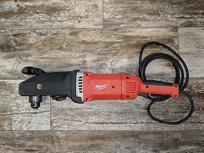 "Milwaukee 1/2"" 1680-20 Super Hawg Angle Drill"