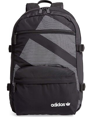 ADIDAS TWO WAY Packable Backpack Waist Bag Pack Grey Camo White ... 8f3b91df175d9