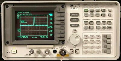 HP 8590A Spectrum Analyzer 1MHz - 1.5 GHz