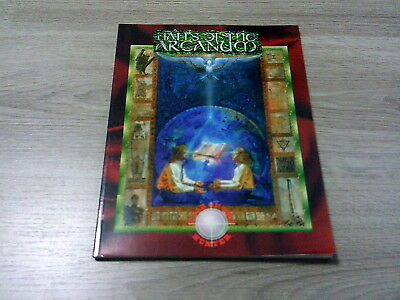 Mage The Ascension Halls of The Arcanum Quellenbuch 1995 White Wolf WW4009