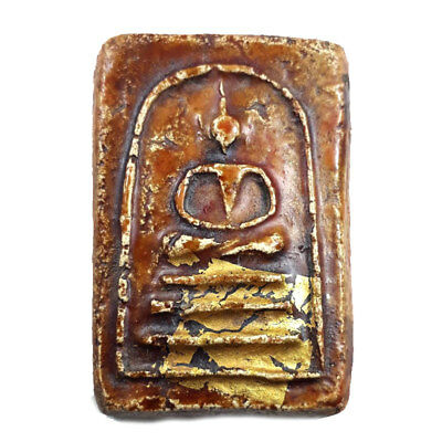 Phra Somdej Amulet Luang Pu Puek Real Powerful For Lucky Charm Money Talisman