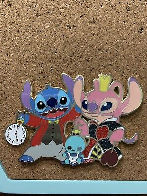 Disney Wonderland Stitch Fantasy Pin