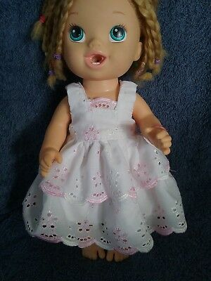 "13"" SMALL BABY ALIVE Dolls Clothes"
