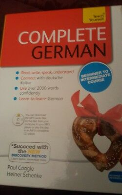 Complete German Beginner to Intermediate Book and Audio Course: Learn to Read, …