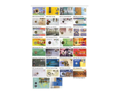 Pnc 307 Different Australia Post Pncs
