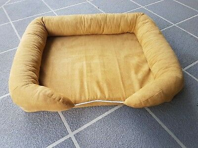 Memory Foam Dog Bed Orthopedic Size Small Water Resistant