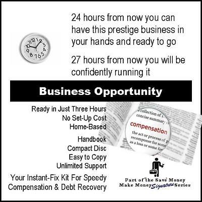 Save Money and Make Money. Cash Profit & Income. Part-Time Business Opportunity