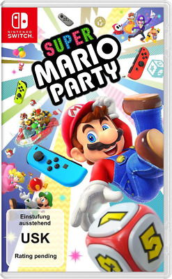 Nintendo Super Mario Party Switch USK: 0