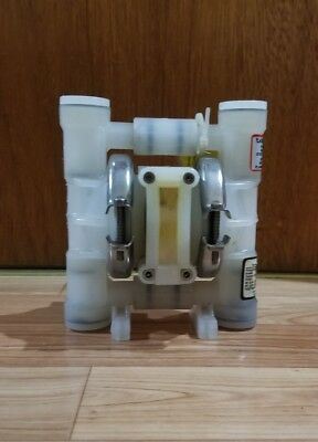 "Wilden 00-9616 Diaphragm Pump 1/4"" P.025/pppp/tx/tf/ptv *free Shipping*"