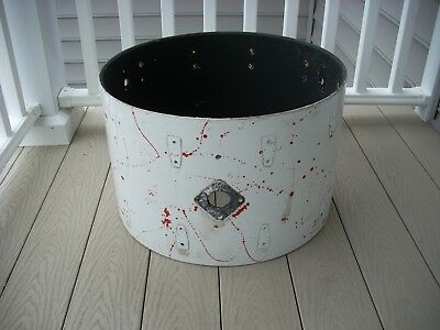 1970's Ludwig Bass drum shell 6 ply maple