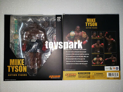 STORM COLLECTIBLES MIKE TYSON 1/12 Heavyweight Champion action figure