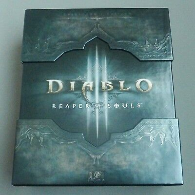 Diablo 3: Reaper of Souls - Collector's Edition (Box Only)