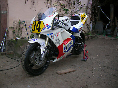 Suzuki RG 400 Conversion RGV