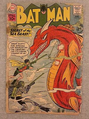 DC Comics Batman #138 Vol. 1 March 1961