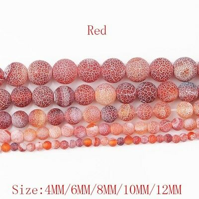 Wholesale 1Strand Delicate Coin Dragon Veins Agate Loose Beads 15.5inch AE3324