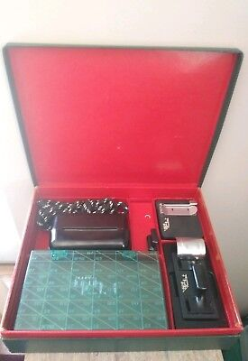 Vintage Realist Stereo Permamount Slide Mounting Kit with Original Box
