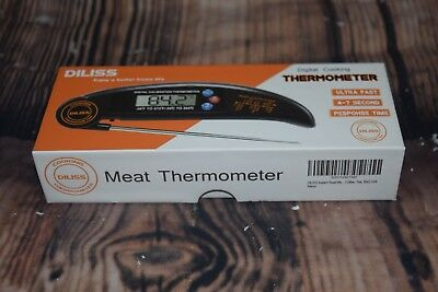 Diliss Digital Ultra Fast Cooking Thermometer