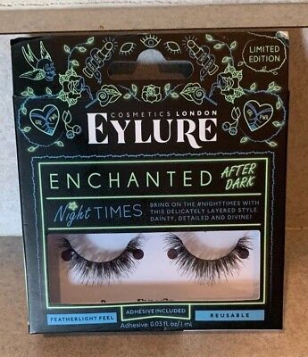 340662bcc64 Eylure - Enchanted After Dark Eyelashes - Night Times (Adhesive Included)