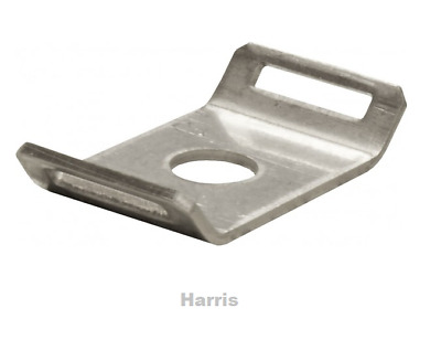 Stainless Steel Cable ties anchors Base, Tie wrap Holders, Hole size M4 & M6 Pac