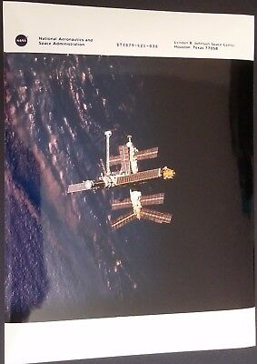 NASA STS-79 - Photo officielle vintage original prints