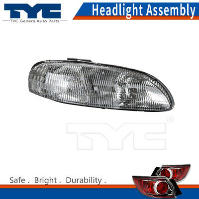 Tyc Headlight Headlamps Embly Right 1pc For Chevrolet Lumina 1995 2001