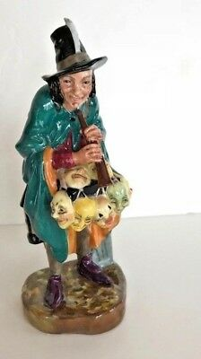 Royal Doulton The Mask Seller Figurine HN2103 Perfect 1953-1995 Retired