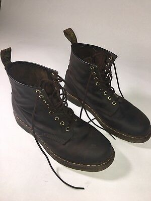 dr martens Air Cushion Sole Boots Made In New England Mens 12