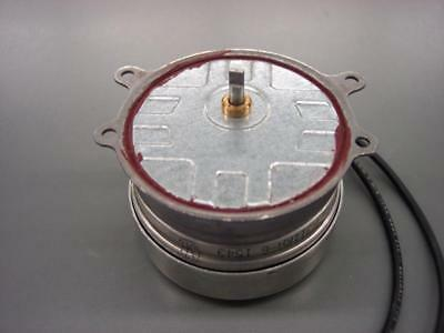 SILENT-READ!  BRAND NEW SYNCHRON A311RA 1 RPM ELECTRIC MOTOR  clock repair parts