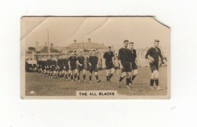 The All Blacks in Wellington in 1926