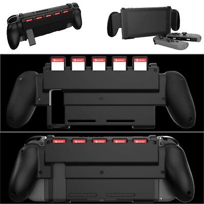 Handle Protective Guard Grip Case Shell Bracket & Game Slot for Nintendo Switch